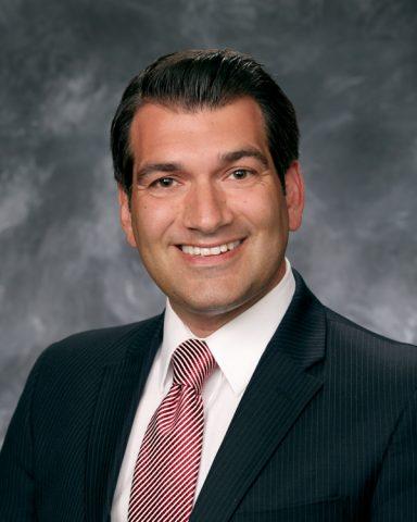 Trustee Chris Kritikos