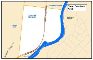 CampDennison Area